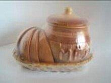Набор керамический для меда 0,9 л