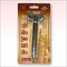 Молоток для мяса Ретро AN57-21 МультиДоМ 161 грамм алюминий