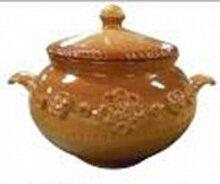 Горшок керамический для каши 2,8 л