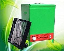 Электросушилка для фруктов металлическая мощная 600 Вт Терммикс 5 поддонов