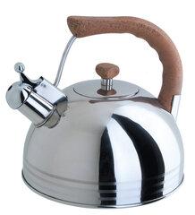 Чайник Люкс со свистком из нержавеющей стали 2.5 л 93-2503B.1